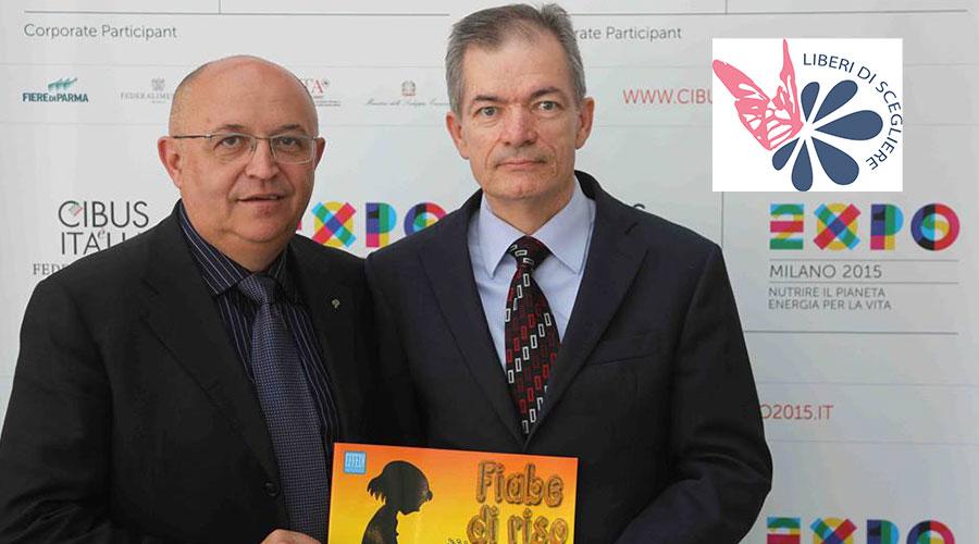 Liberi di Scegliere, Fondazione Cassa di Risparmio di Vercelli