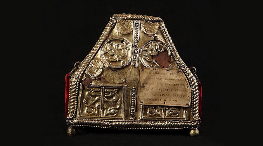 Reliquiario, Custodire il sacro, Università del Piemonte Orientale, Fondazione Cassa di Risparmio di Vercelli