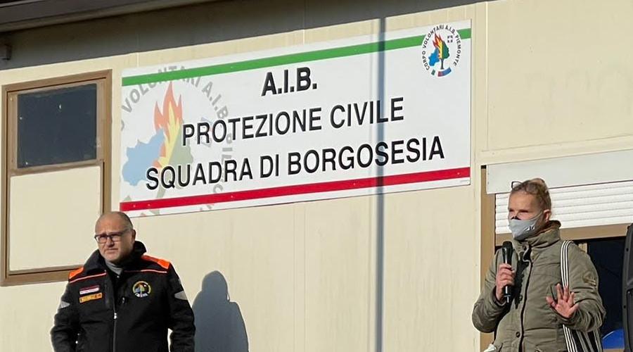 A.I.B. Protezione Civile Fondazione CR Vercelli