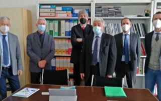 Incontro UN.I.VER e Fondazione CR Vercelli