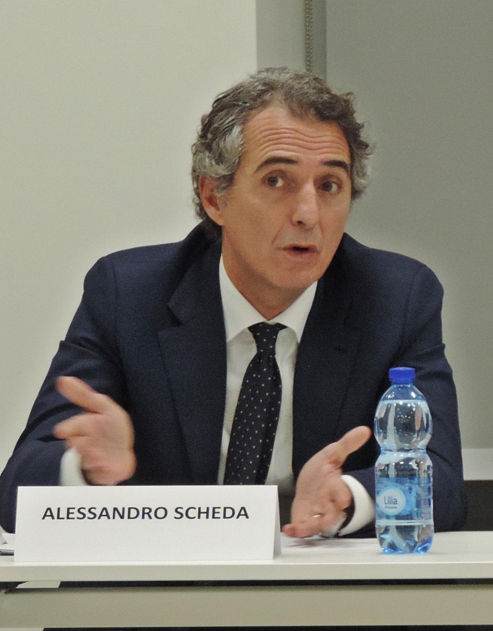 Avvocato Alessandro Scheda