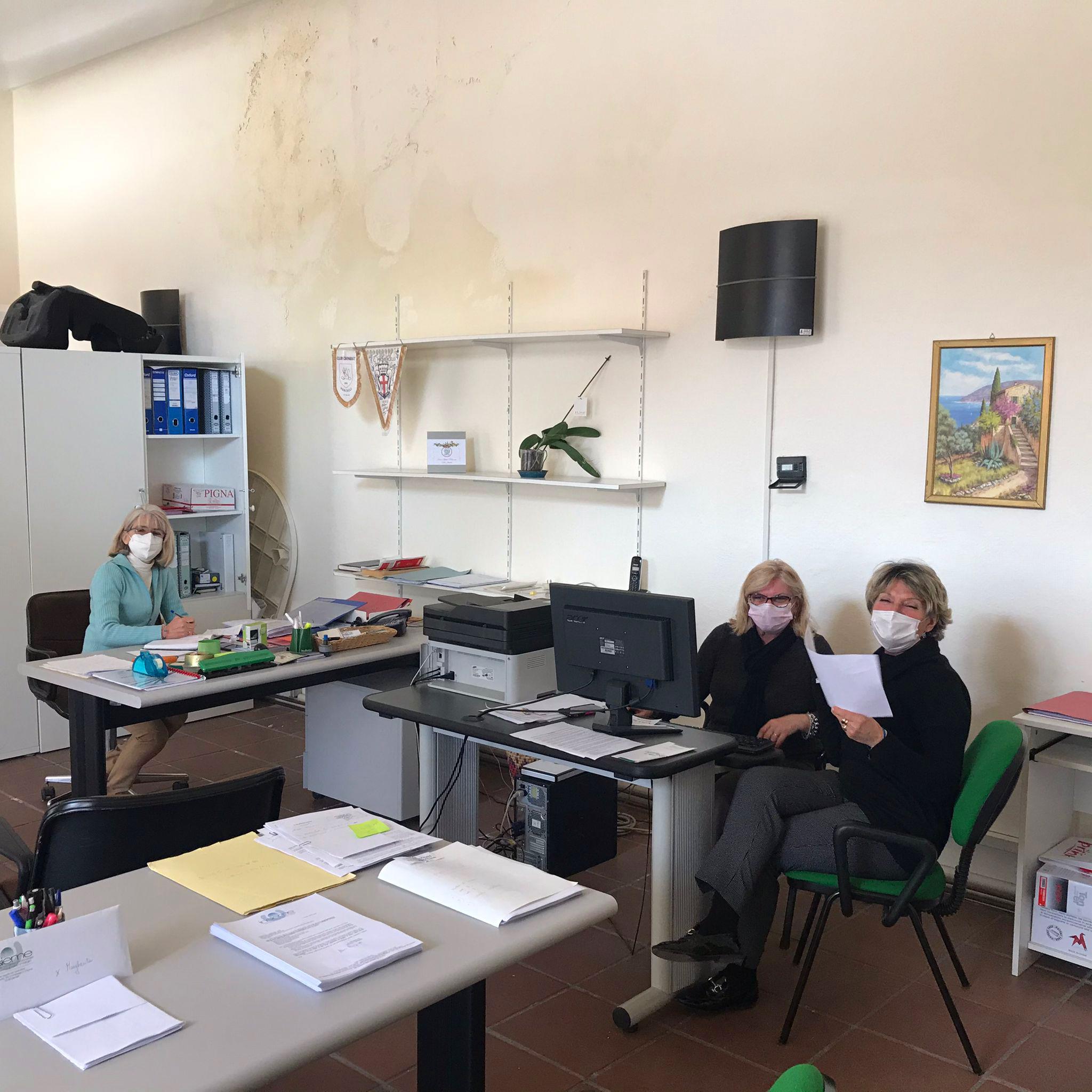Associazione Insieme odv a Vercelli, assistenza malati oncologici